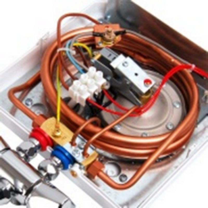 Электрический проточный водонагреватель Kospel EPJ-5,5